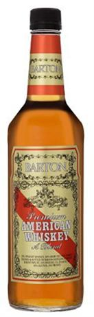 Barton Blended Whiskey